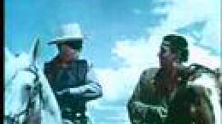 Lone Ranger, The - Trailer (1956)