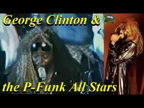 George Clinton & the P Funk All Stars - Funkin' @ 1989