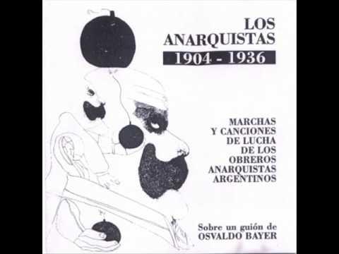 Hijo del Pueblo (Himno Anarquista)