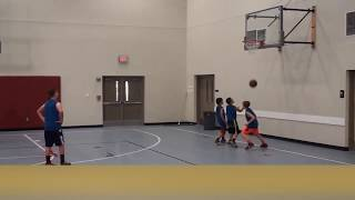 """Youth Basketball Shooting Drill and Game for 2nd, 3rd, 4th, 5th Grades: """"Validation"""""""