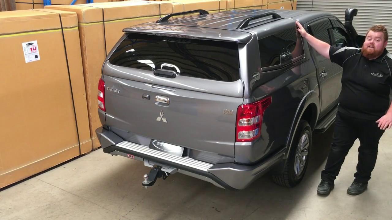 Mitsubishi Triton Canopy | ELITE Canopy | PJu0027s 4x4 Accessories & Mitsubishi Triton Canopy | ELITE Canopy | PJu0027s 4x4 Accessories ...