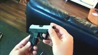 Ruger LCP II epoxy paint