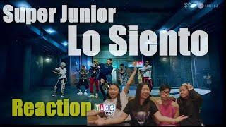 Super Junior - Lo Siento MV - featuring Leslie Grace | TAGG …