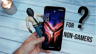 ASUS ROG Phone 3 Review - Should Non-Gamers buy this smartphone?