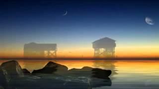 粤语   吕方《弯弯的月亮》 ~ 柔柔如雪霜  从银河幽幽透纱窗   ~