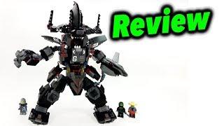 LEGO Ninjago Movie Garma Mecha Man 70613 Review