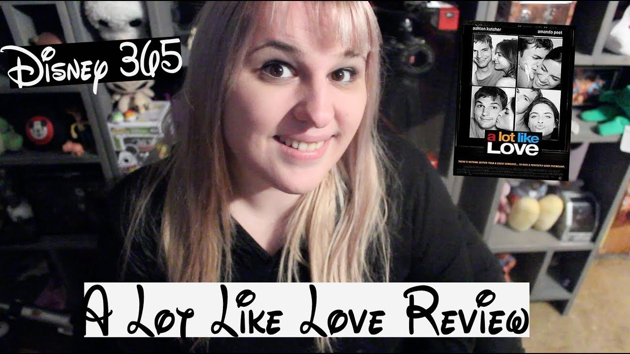 Amanda Peet A Lot Like Love a lot like love || a disney 365 review