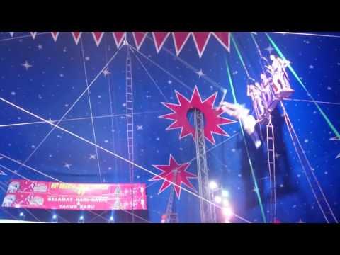 Oriental Circus Bandar Lampung 2016 - Circus Oriental Atraksi Loncat Indah