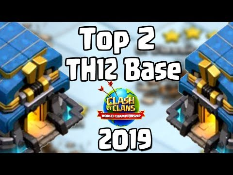 Th12 War Base Base Coc Th 12 Terkuat 2019 2