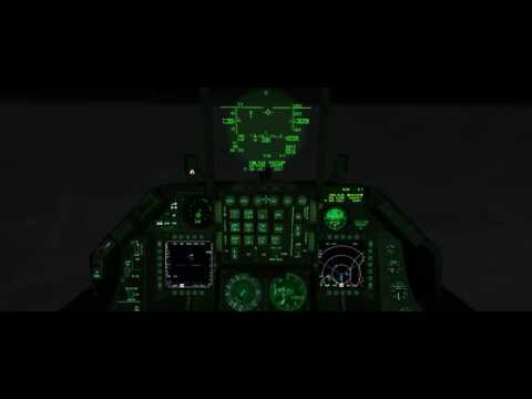 16 ship Beirut strike (Israel Theater) [Falcon BMS]