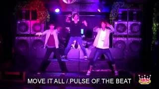 Watch Pulse Of The Beat Move It All video