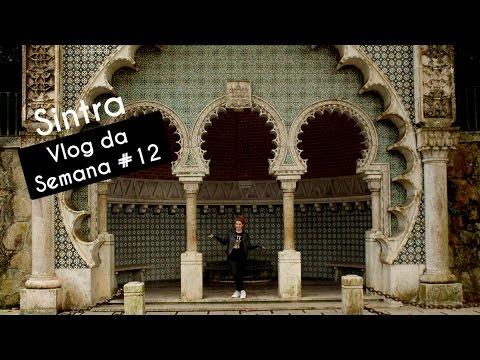 Travesseiros de Sintra [Sintra, Portugal] | Vídeos de Viagem #12 | Venusa