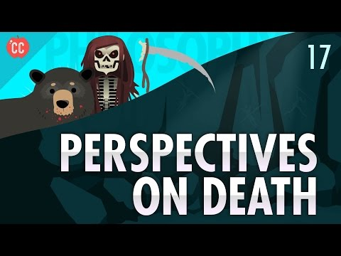 Thumbnail: Perspectives on Death: Crash Course Philosophy #17