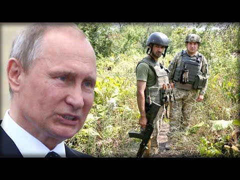 BREAKING: UKRAINE AND RUSSIA POISED FOR WAR, PRESIDENT ORDERS TROOPS READY FOR COMBAT