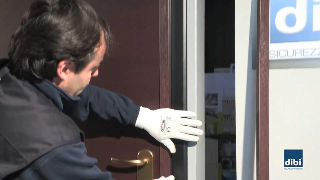 Fissaggio cornici corpo di bi porte blindate youtube - Cornici per finestre esterne prezzi ...