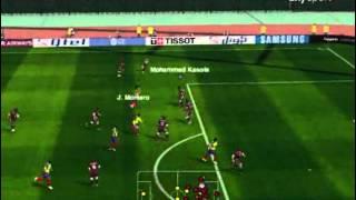 PES6 2014 Greece WC Playoffs Leg 1 - Qatar vs Ecuador