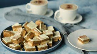 Nescafe Gold Cappuccino Millonaire Shortbread