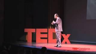 Schimbarea între frustrare şi bucurie | Cătălin Ionescu | TEDxConstanta