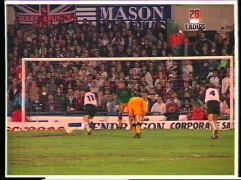Derby County v Wolves, 12th April 1995