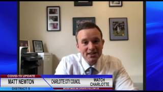 COVID-19 CITY OF CHARLOTTE FUNDING PACKAGE
