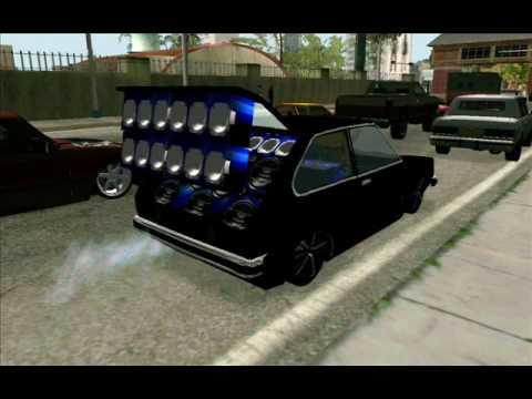carros equipados para o gta san andreas