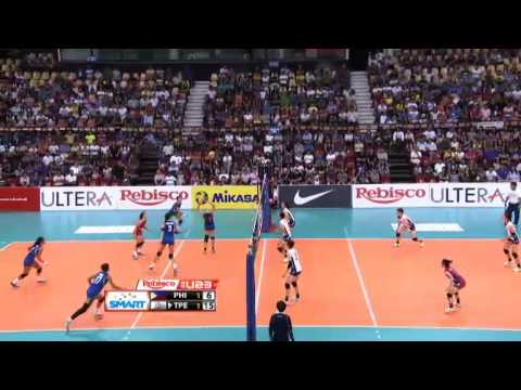 U23: Taipei vs. Philippines Set 3