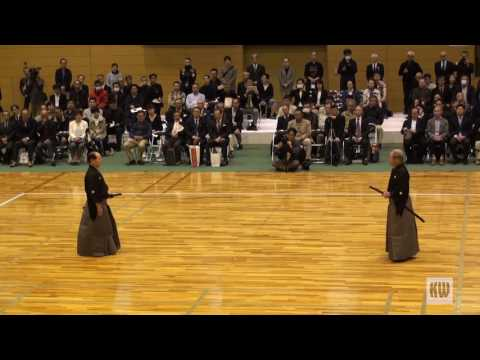 15th All Japan Invitational 8-dan Kendo Championships — Nippon Kendo Kata