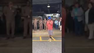 UPS Workers Come Together to Donate Car to Co-Worker