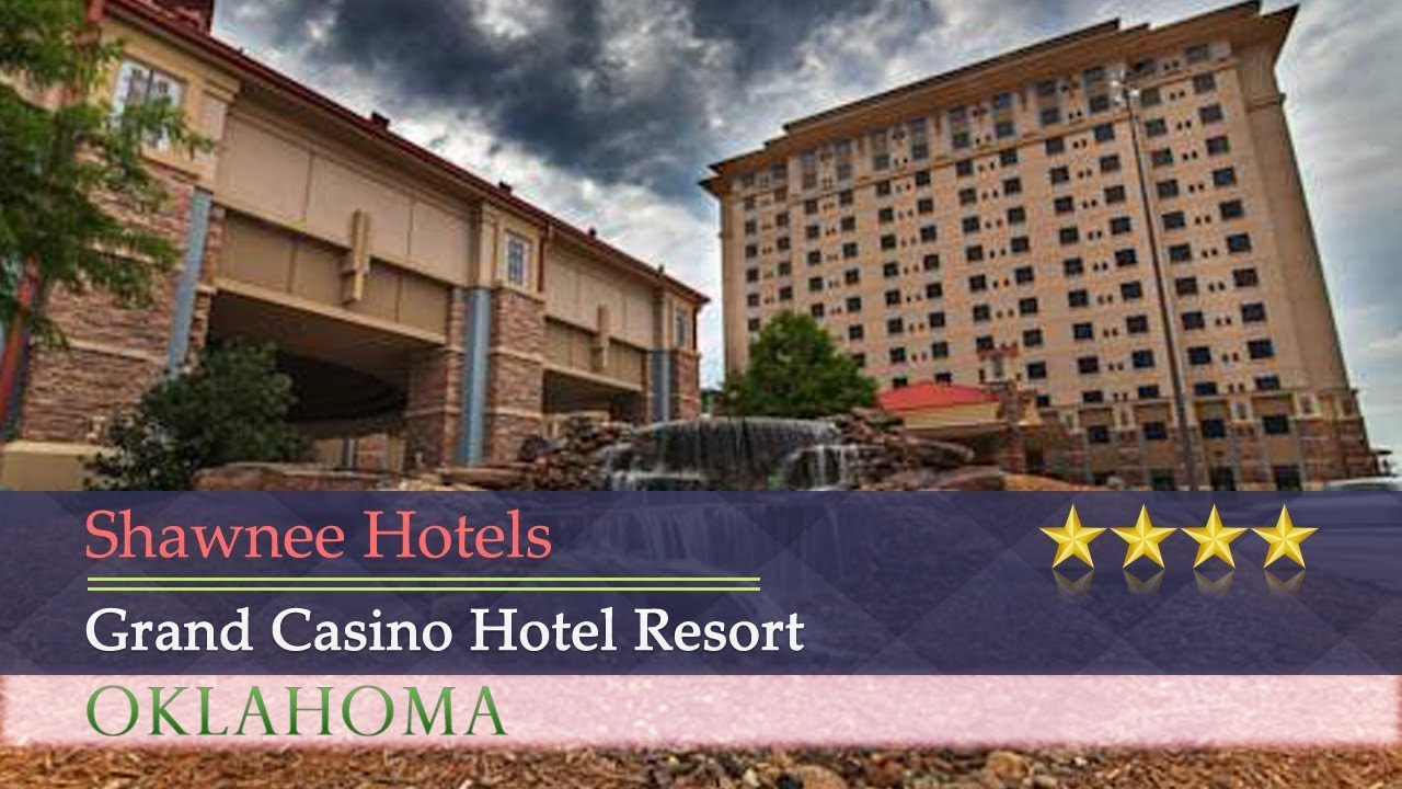 Grand Hotel Resort Shawnee Hotels Oklahoma