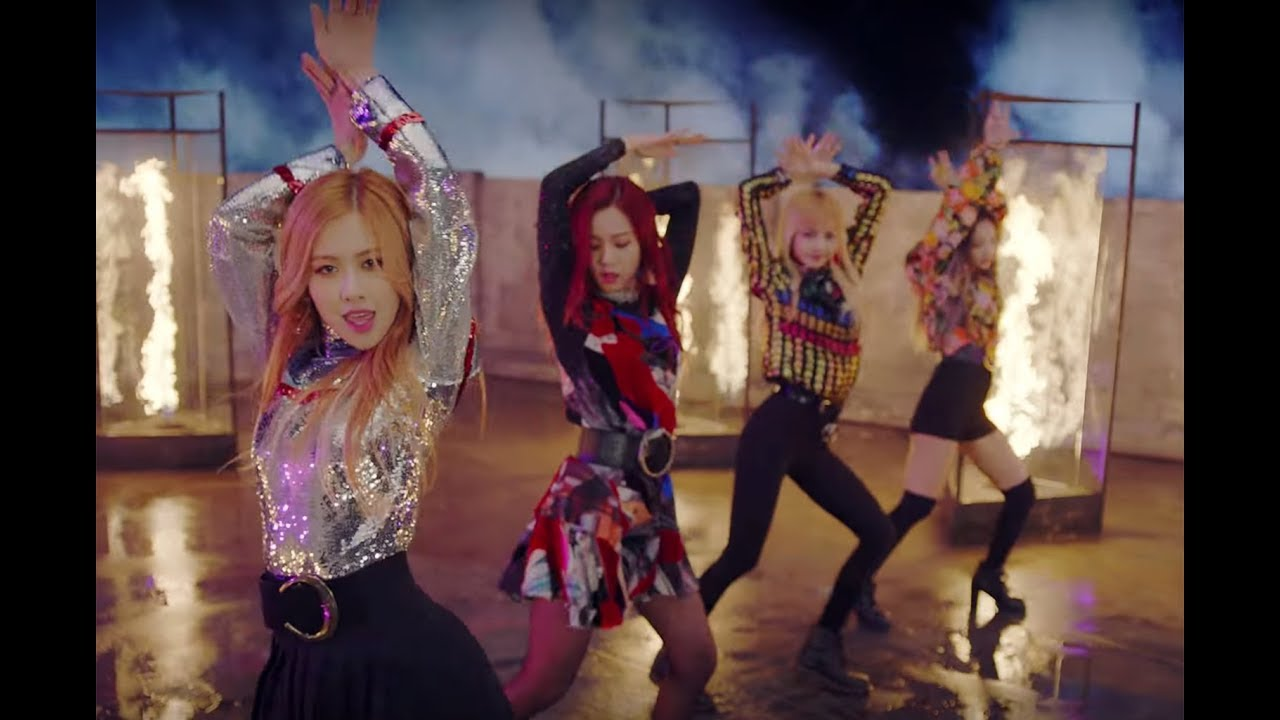 BLACKPINK - PLAYING WITH FIRE (Japanese Ver ) » Color Coded