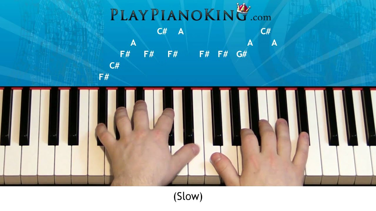 How to play just a dream by nelly piano tutorial how to play just a dream by nelly piano tutorial kurthugoschneider version hexwebz Image collections