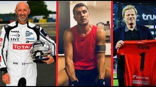 Чем сейчас занимаются и как выглядят Легендарные Футболисты