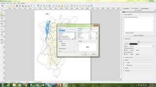 QGIS:  Map Layouts