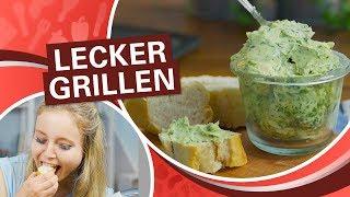 Perfekter Grillabend: Mayonnaise, Marinade und Kräuterbutter selber machen