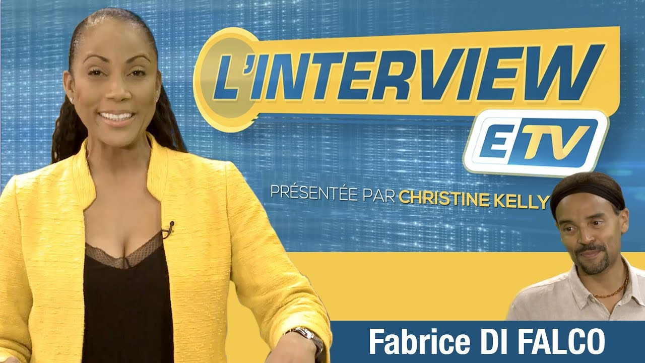 L'interview ETV - Fabrice DI FALCO (chanteur lyrique)