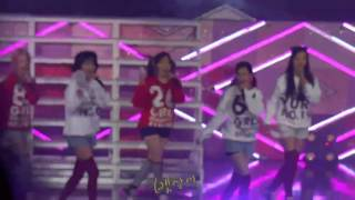 170805 SNSD - Kissing You at Holiday to Remember (Full Fancam) - Stafaband