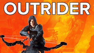 Black Ops 3 In Depth: Outrider Specialist (Sparrow & Vision Pulse)
