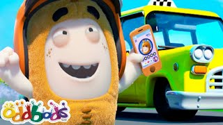 Slick - The 5 Star Rating Taxi Driver 🌟🌟🌟🌟🌟 | Oddbods FULL EPISODE | Funny Cartoon For Kids