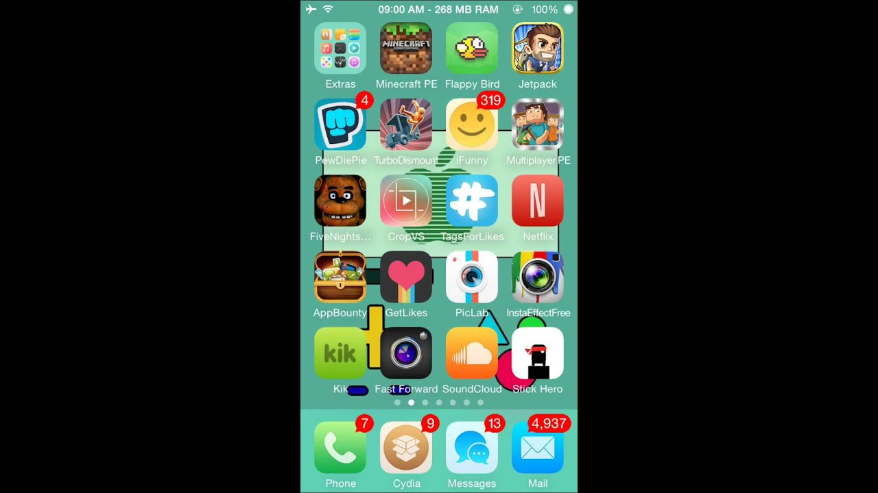 Five Nights At Freddys's 2 IOS custom night hack ifile/ifunbox/iexplorer (  IOS 7! )