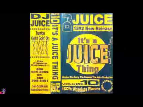 Dj Juice Vol 10  It's juice thing side A full mixtape