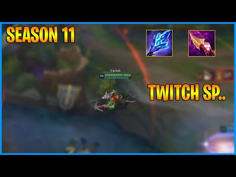 This Twitch Support Builds Work in Season 11…LoL Daily Moments Ep 1204