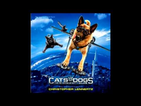 George Thorogood - Bad To The Bone (Soundtrack Cats & Dogs 2 720p HD)