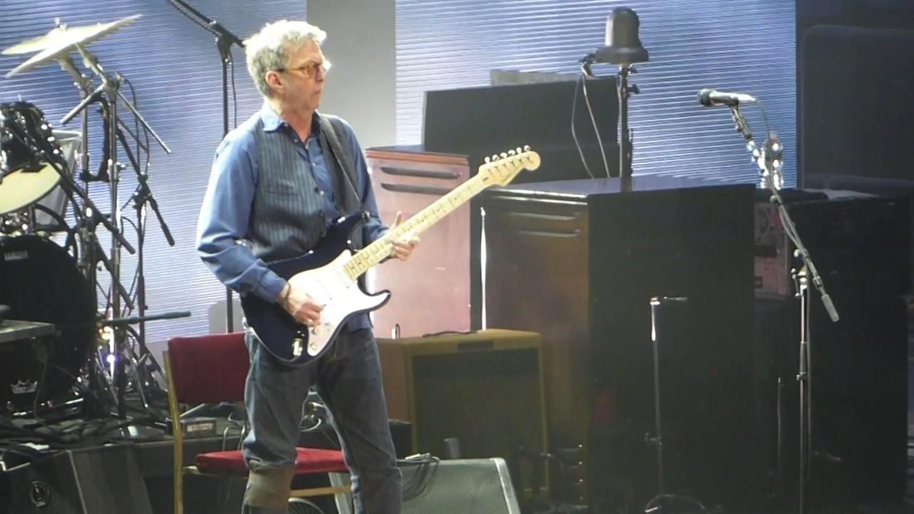 Eric Clapton Badge Madison Square Garden Ny 2017 Youtube