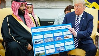 Trump's US-Saudi Arms Deals Expected to Create Only a Few Hundred Jobs
