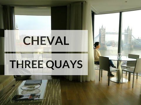 Cheval Three Quays- Luxury Apartments in London