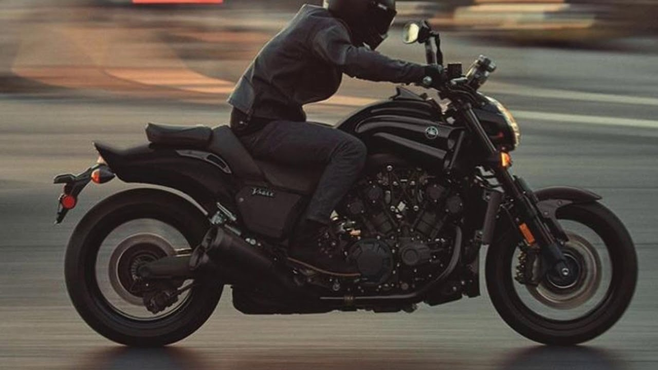 The New 2018 Yamaha VMAX® Motorcycle For Sale in Oklahoma City, OK