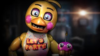 Toy Chica Wbija na Chatę || Five Nights at Freddy's AR: Special Delivery #6