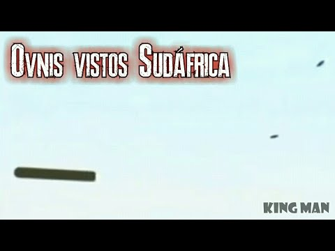 Ovnis entran en una Nave madre en Sudáfrica