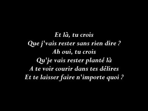 Florent Pagny - N'importe Quoi (Paroles)