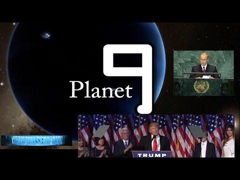 LEAKED! Vladimir Putin Trump Talk Of Planet X Nibiru Disclosure! UFO White House Secrets! 11/10/2016